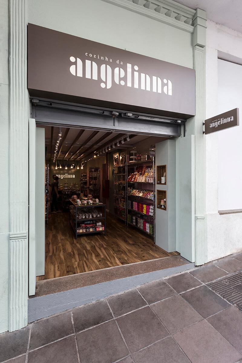 Cozinha Angelinna Lojas Linna